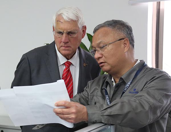 """持续改进 走向成功——罗西尼荣膺""""全球卓越绩效奖..."""